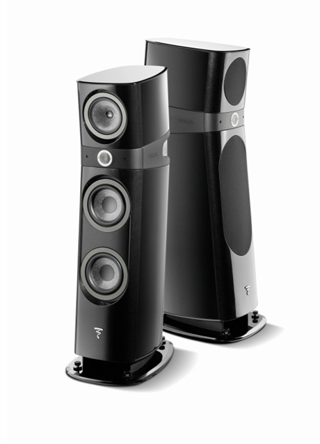 Focal Sopra No 2 Black Gloss