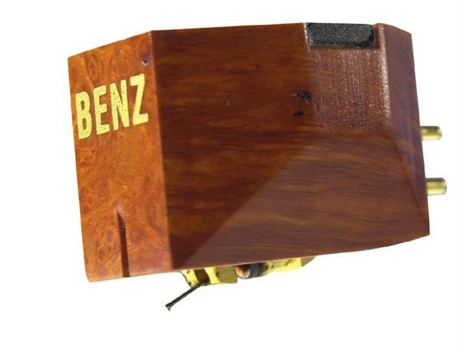 Benz Micro Wood - Pickup