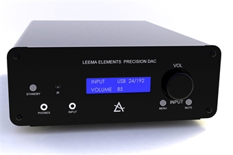 Leema Acoustics Elements DAC