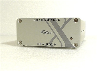 Graham Slee The Era Gold Reflex - Riaa-steg