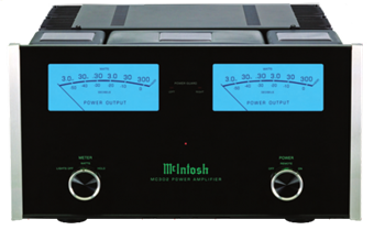 McIntosh MC302 - Slutsteg