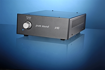 Pure Sound P10 - Riaa-steg