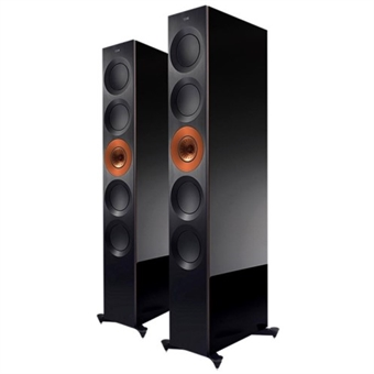 KEF Reference 5 DEMOEX!